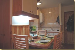 Spanisch course + accommodation in appartment dining